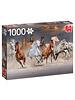 Jumbo Woestijnpaarden - 1000 stukjes