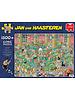 Jan van Haasteren Jan van Haasteren  'Krijt op tijd' - 1500 stukjes