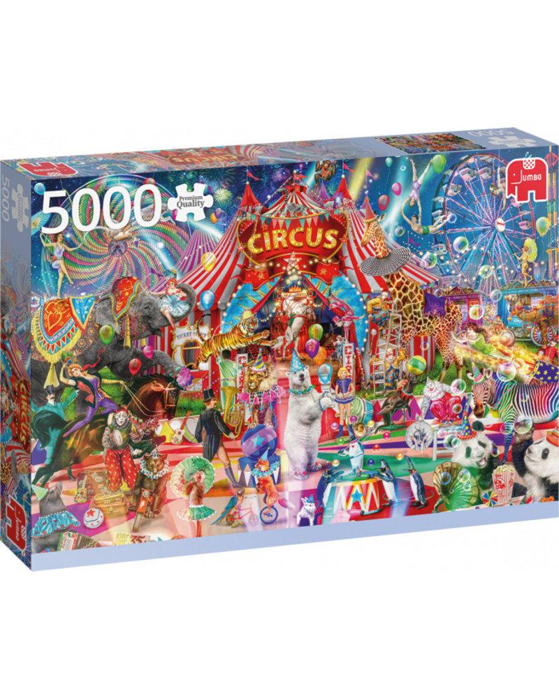 Jumbo A Night at the Circus - 5000 stukjes