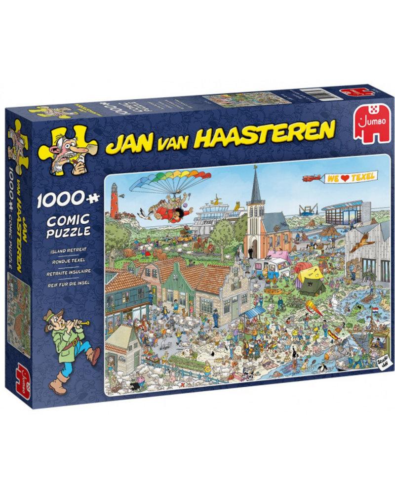 Jan van Haasteren Jan van Haasteren Texel - 1000 stukjes