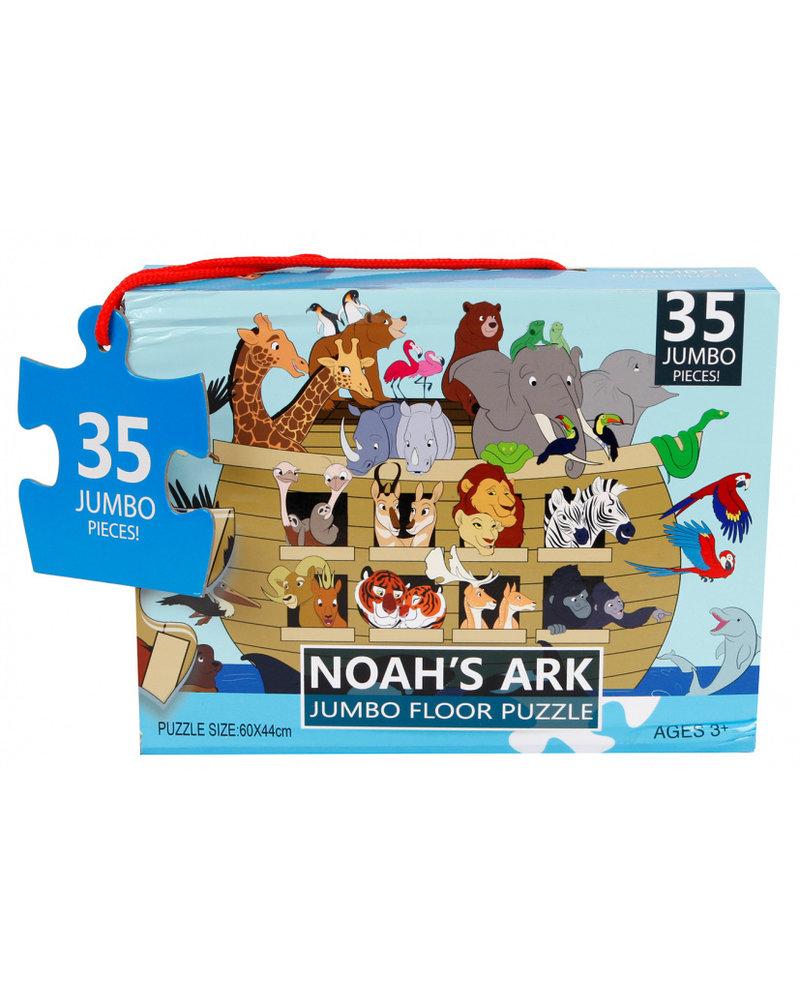 Jumbo Vloerpuzzel Noah's Ark - 35 stukjes