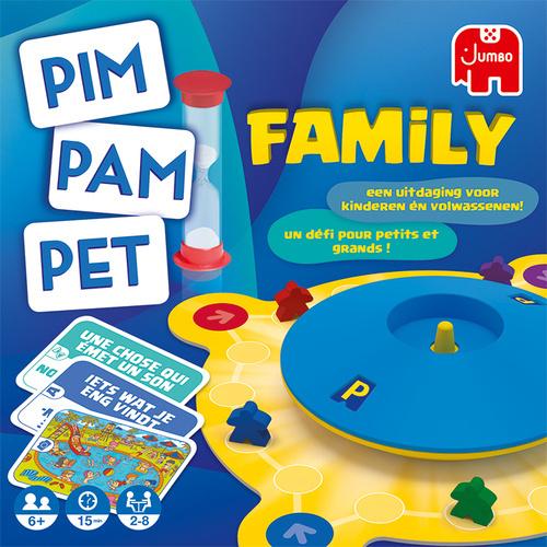 Jumbo Pim Pam Pet (NL/FR)