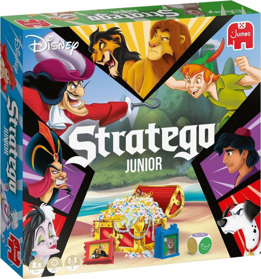 Jumbo Disney Stratego Junior