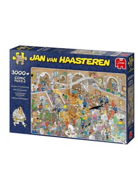 Jan van Haasteren Rariteitenkabinet - 3000 stukjes