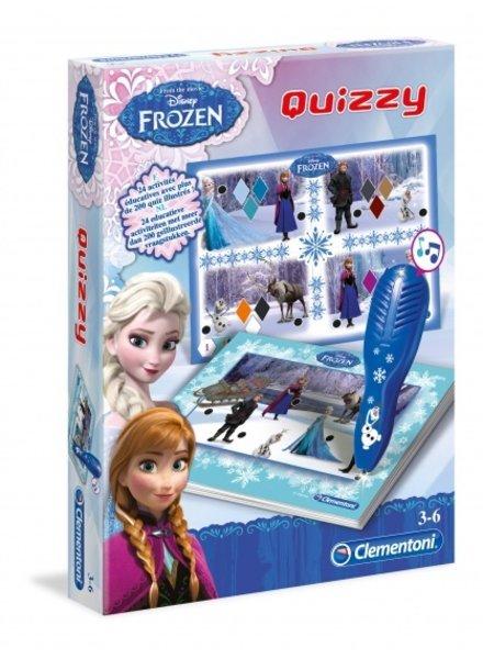 Clementoni Frozen Quizzy leerspel