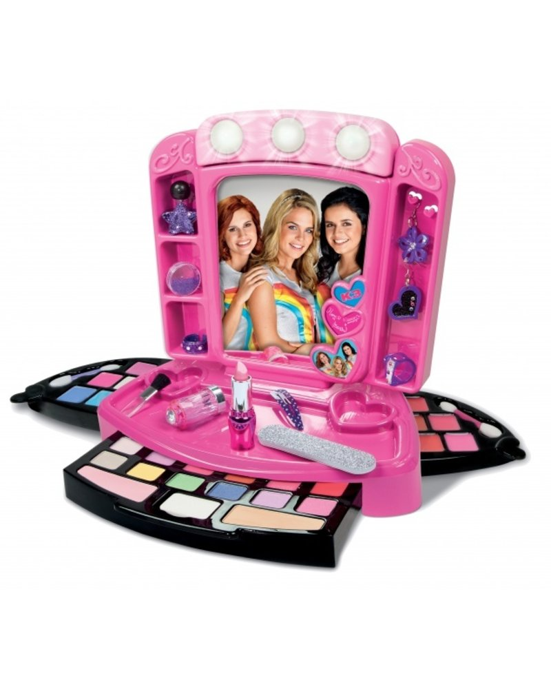 Clementoni K3 make-up spiegel 28-delig