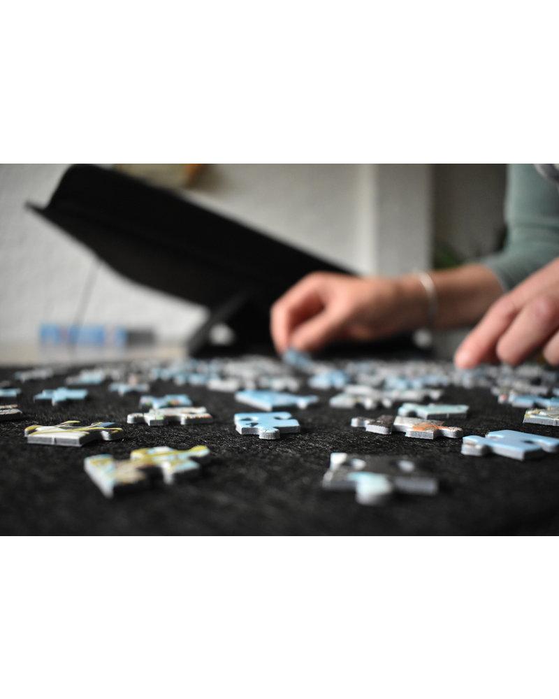 OKELO Portable Puzzle Board Comfort