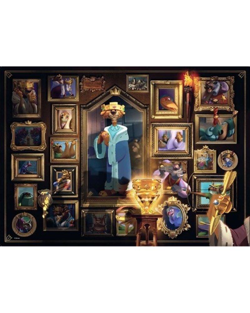 Ravensburger Puzzel 1000 stukjes Villainous: King John