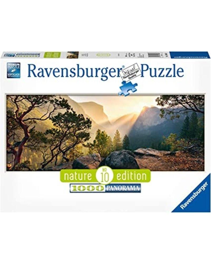 Ravensburger Puzzel 1000 stukjes Yosemite Park