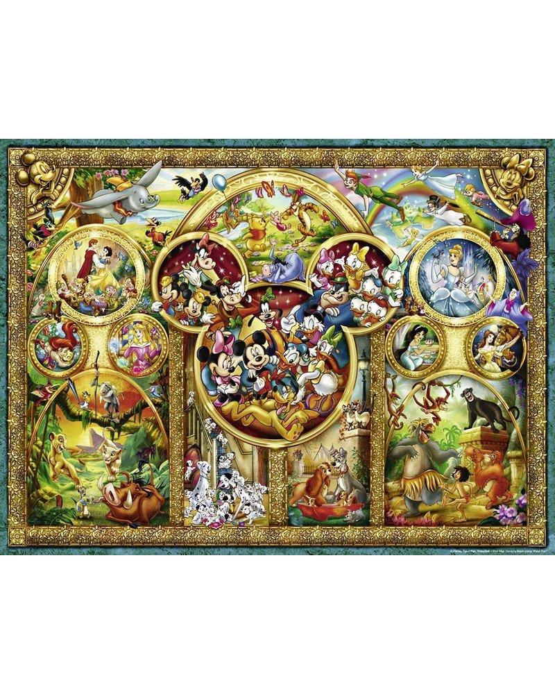 Ravensburger Puzzel 1000 stukjes mooiste Disney Thema