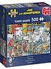 Jan van Haasteren Puzzel 500 st. JvH Snoepfabriek