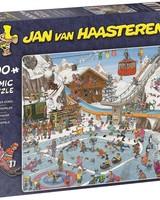 Jan van Haasteren Puzzel 1000 st. Jan van Haasteren De winterspelen