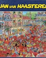 Jan van Haasteren Puzzel 1000 st. Jan van Haasteren  La Tomatina