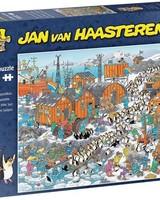 Jan van Haasteren Puzzel 1000 st. Jan van Haasteren Zuidpool Expeditie