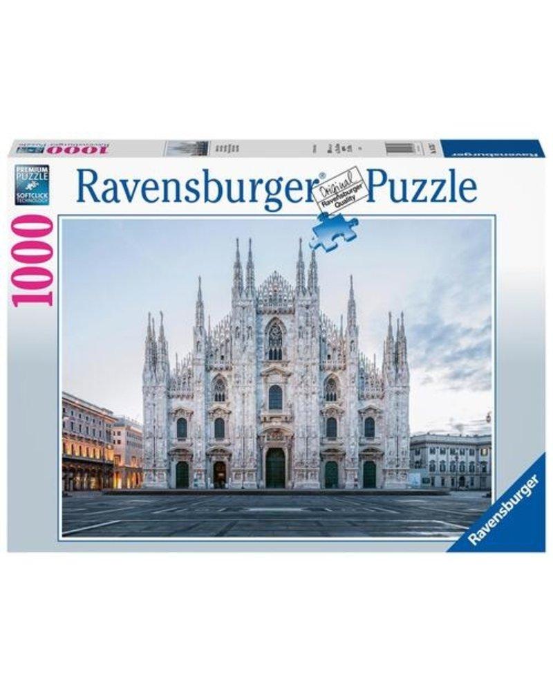Ravensburger Puzzel 1000 stukjes Dom van Milaan