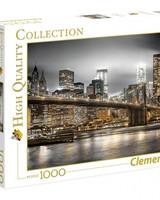 Clementoni Clementoni Puzzel High Quality 1000 stukjes New York