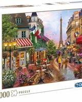 Clementoni Clementoni Puzzel High Quality 1000 stukjes Parijs
