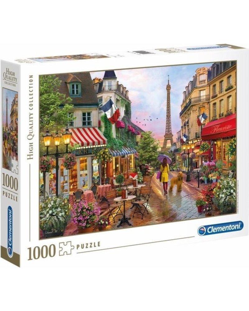 Clementoni Puzzel High Quality 1000 stukjes Parijs