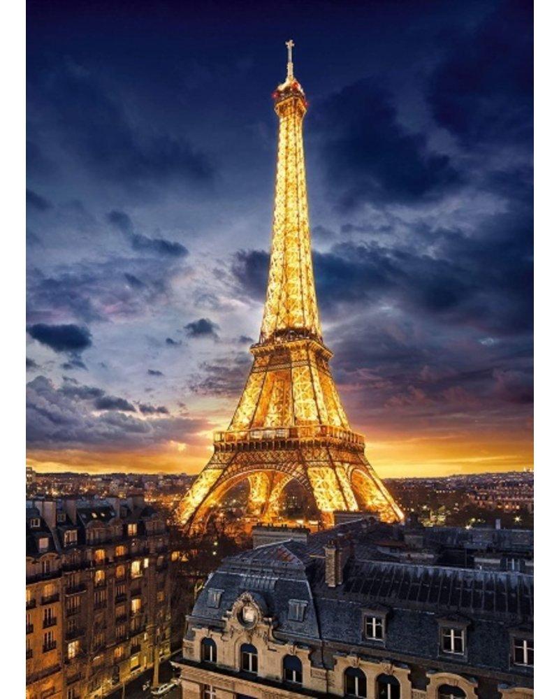 Clementoni Puzzel High Quality 1000 stukjes Eiffeltoren