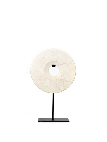 Bazar Bizar Marble Disc on Stand