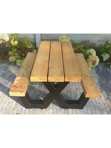 LUVA Outdoor Picknicktafel kids
