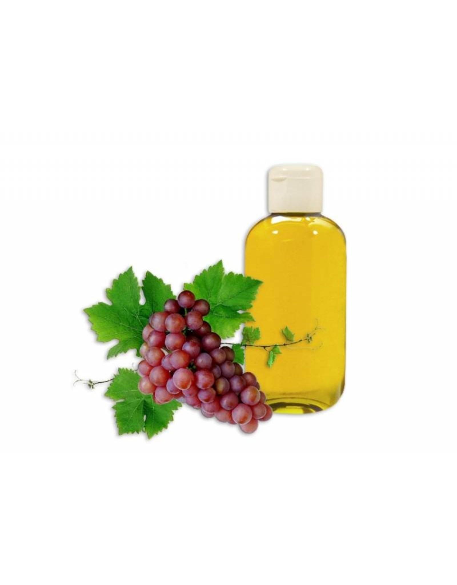 DeOliebaron  Druivenpit Massage Olie 1000 ml + pomp