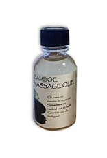 DeOliebaron Bamboe Massage Olie 30 ml