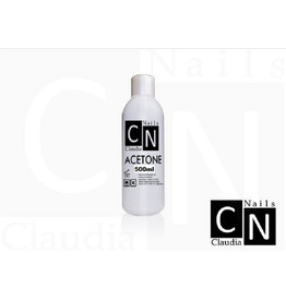 ClaudiaNails Aceton 500ml.