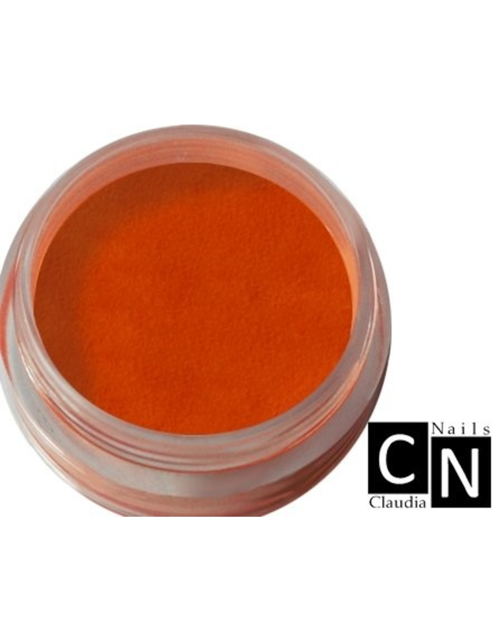 Merkloos Acryl color powder  Pure orange