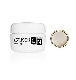 ClaudiaNails Acryl poeder Wit 30 gram