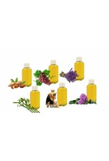 DeOliebaron Amandel Massage Olie 1000 ml + Pomp