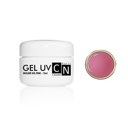 ClaudiaNails Builder gel pink 15 ml