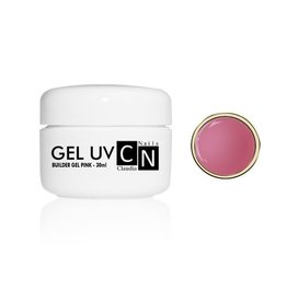 ClaudiaNails Builder gel pink 30 ml