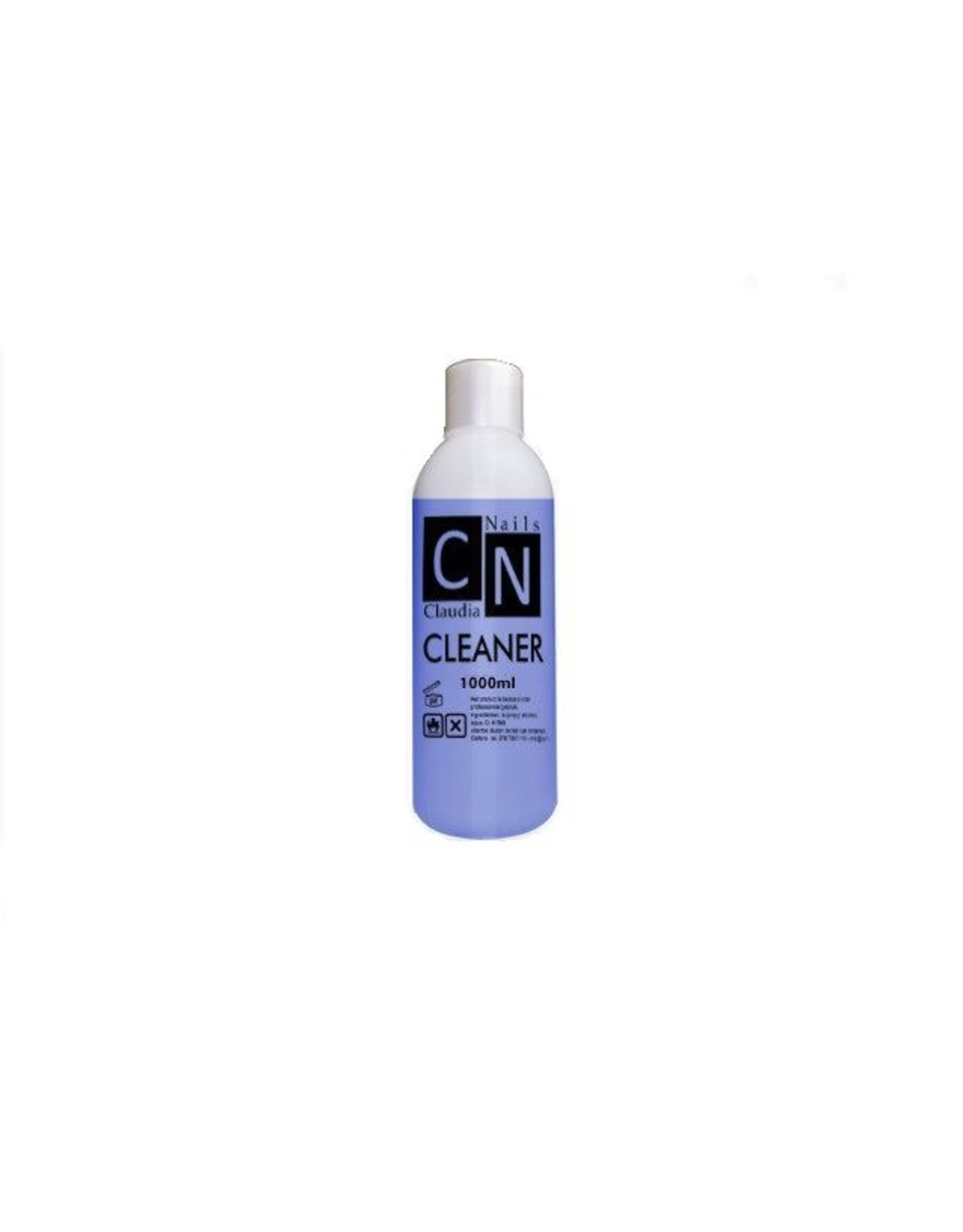 ClaudiaNails Cleaner  Blauw 1000 ml
