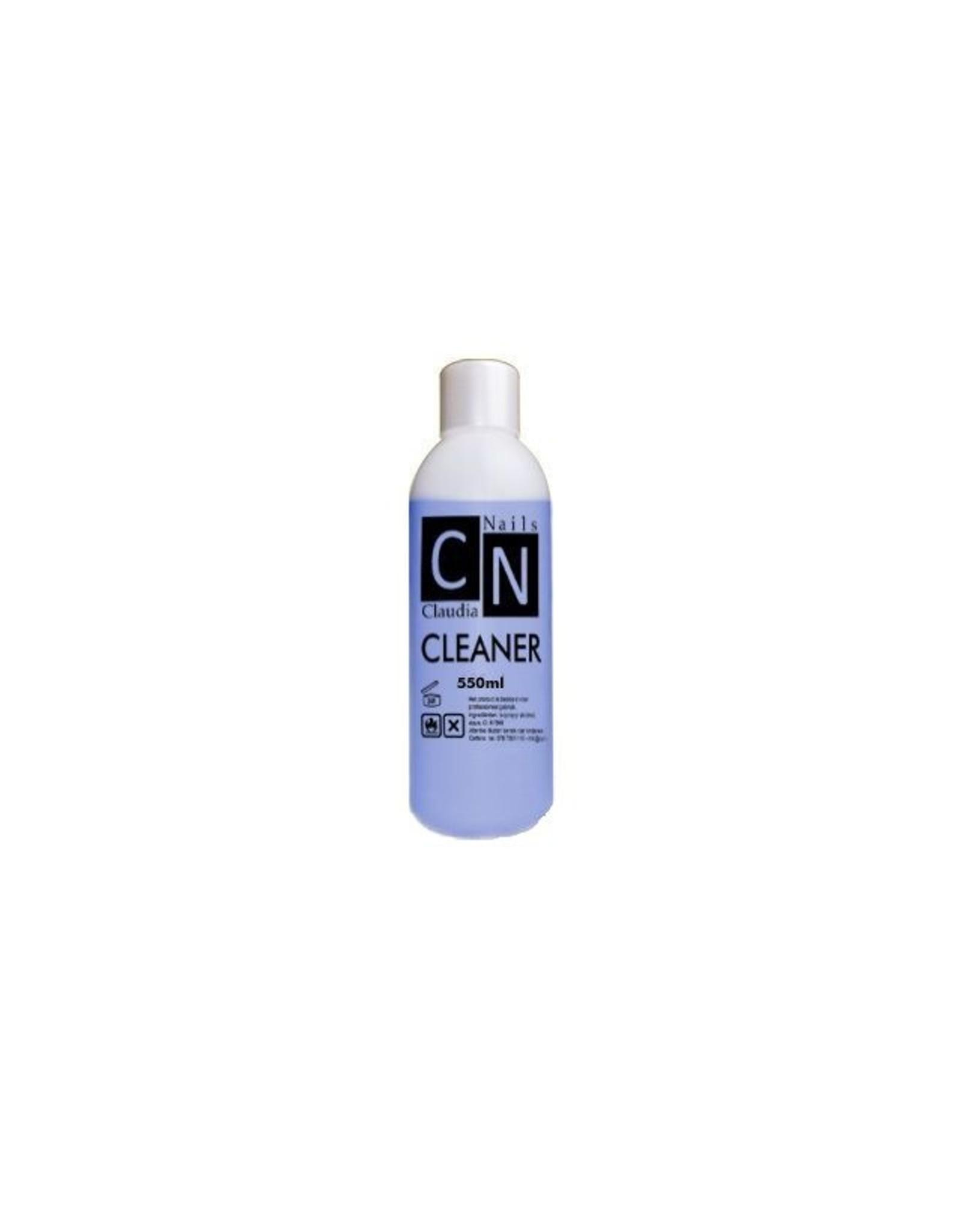 ClaudiaNails Cleaner 500 ml blauw