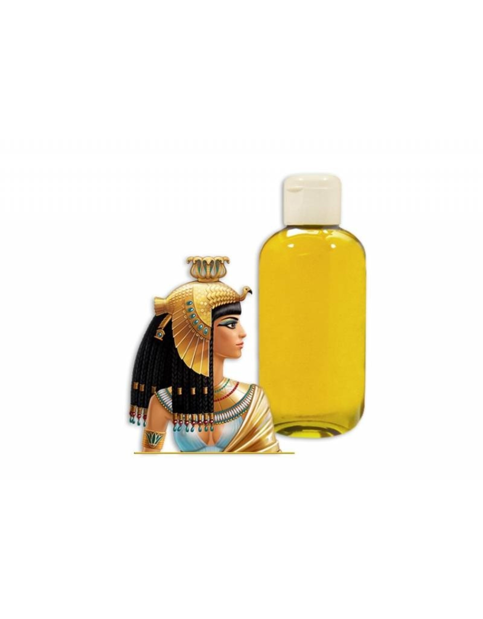 DeOliebaron Cleopatra Massage Olie 500 ml
