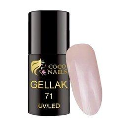 Coconails Gellak Nude 5 ml (nr. 71)