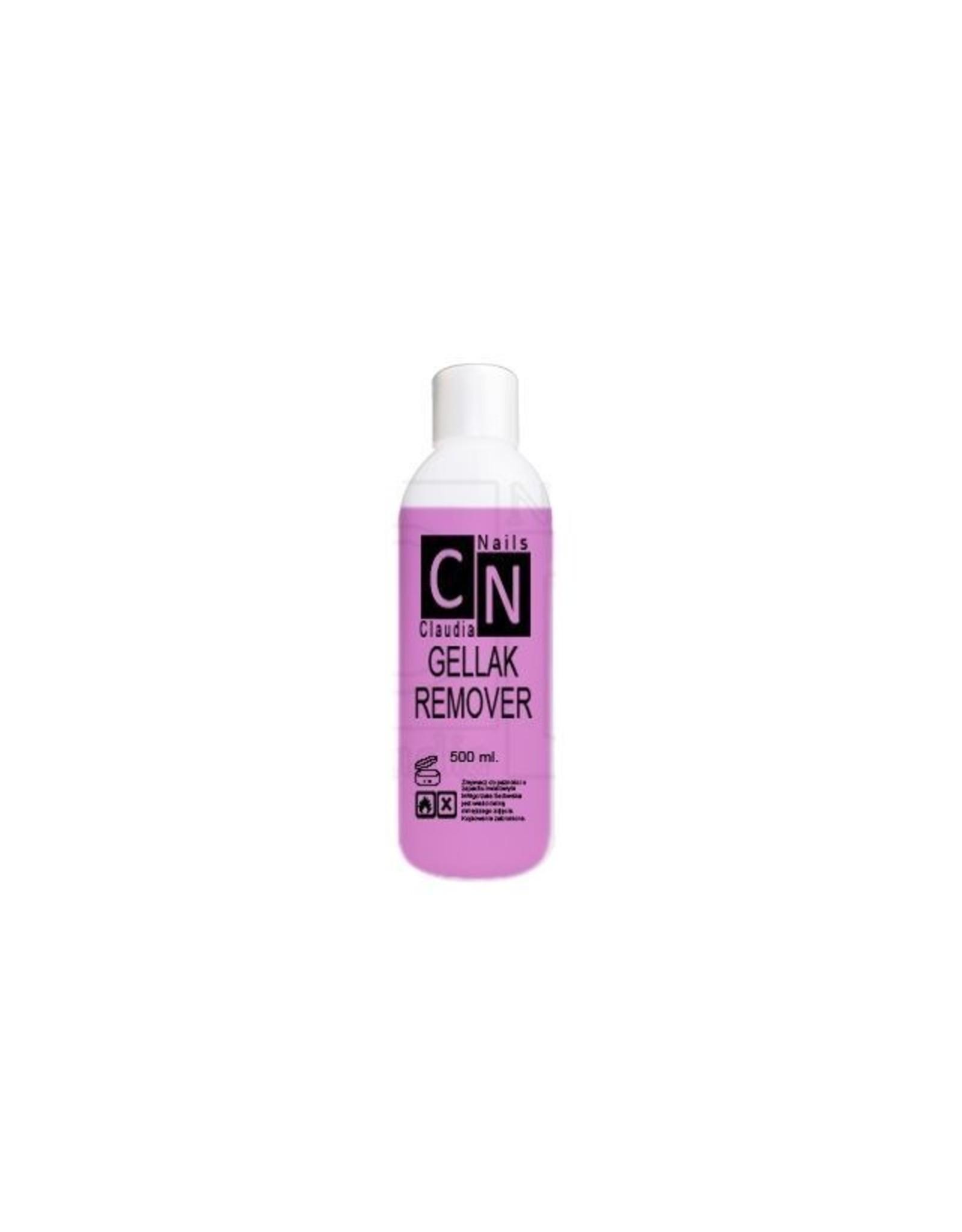 ClaudiaNails Gellak Remover 500 ml