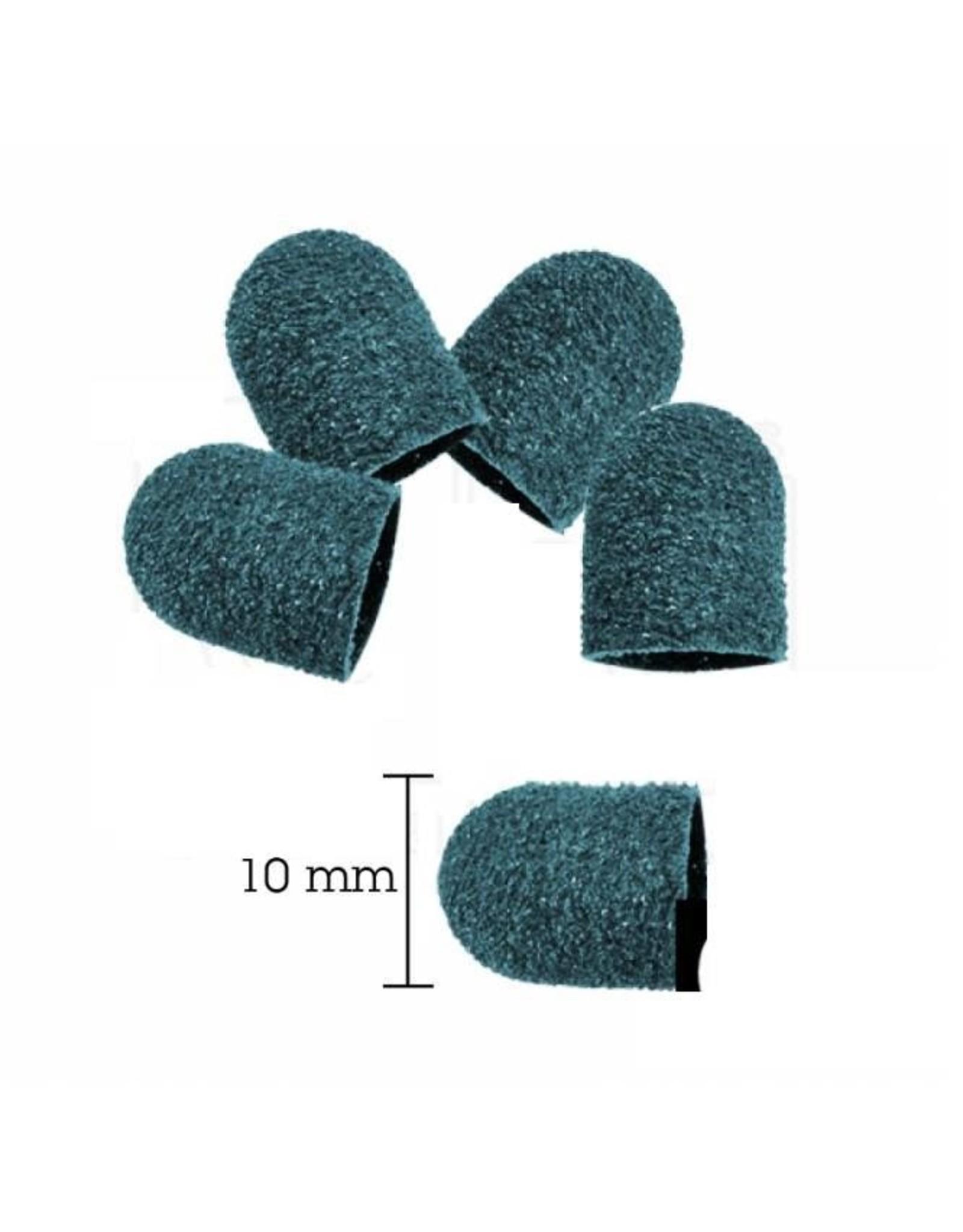 Mega Beauty Shop® Slijpkapje 10 mm (grit 80)  10 stuks