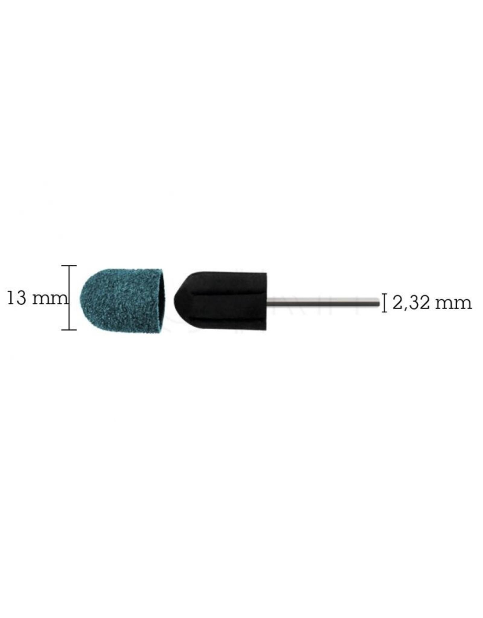 Mega Beauty Shop® Slijpkapje 13 mm (grit 80)  10 stuks