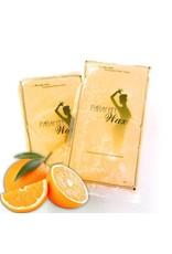 Mega Beauty Shop® Paraffine wax Sinaasappels 450 gram