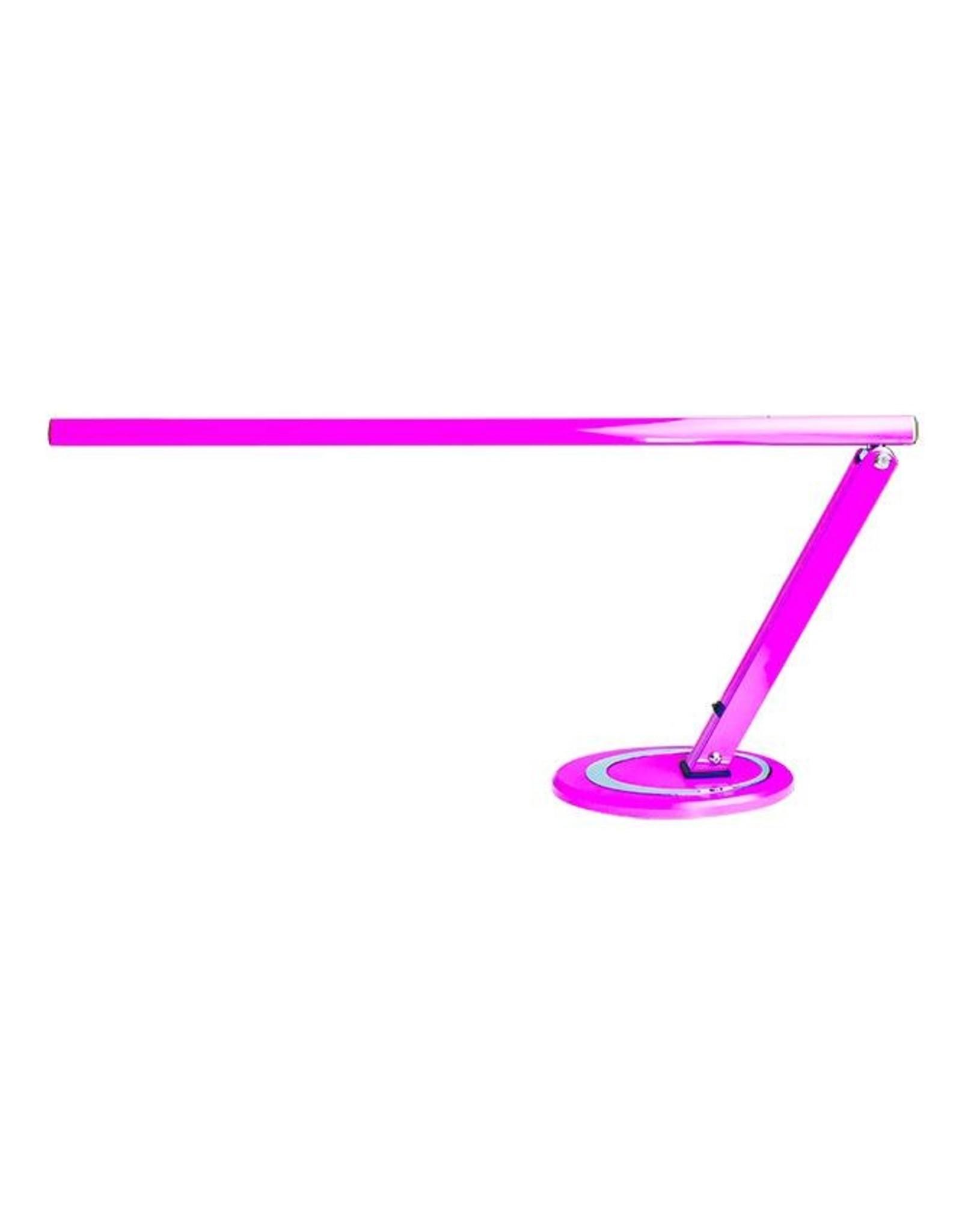Mega Beauty Shop® Tafellamp Roze - lang