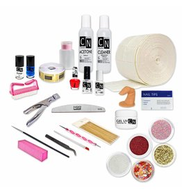Mega Beauty Shop® UV gel startpakket standaard zonder uv lamp