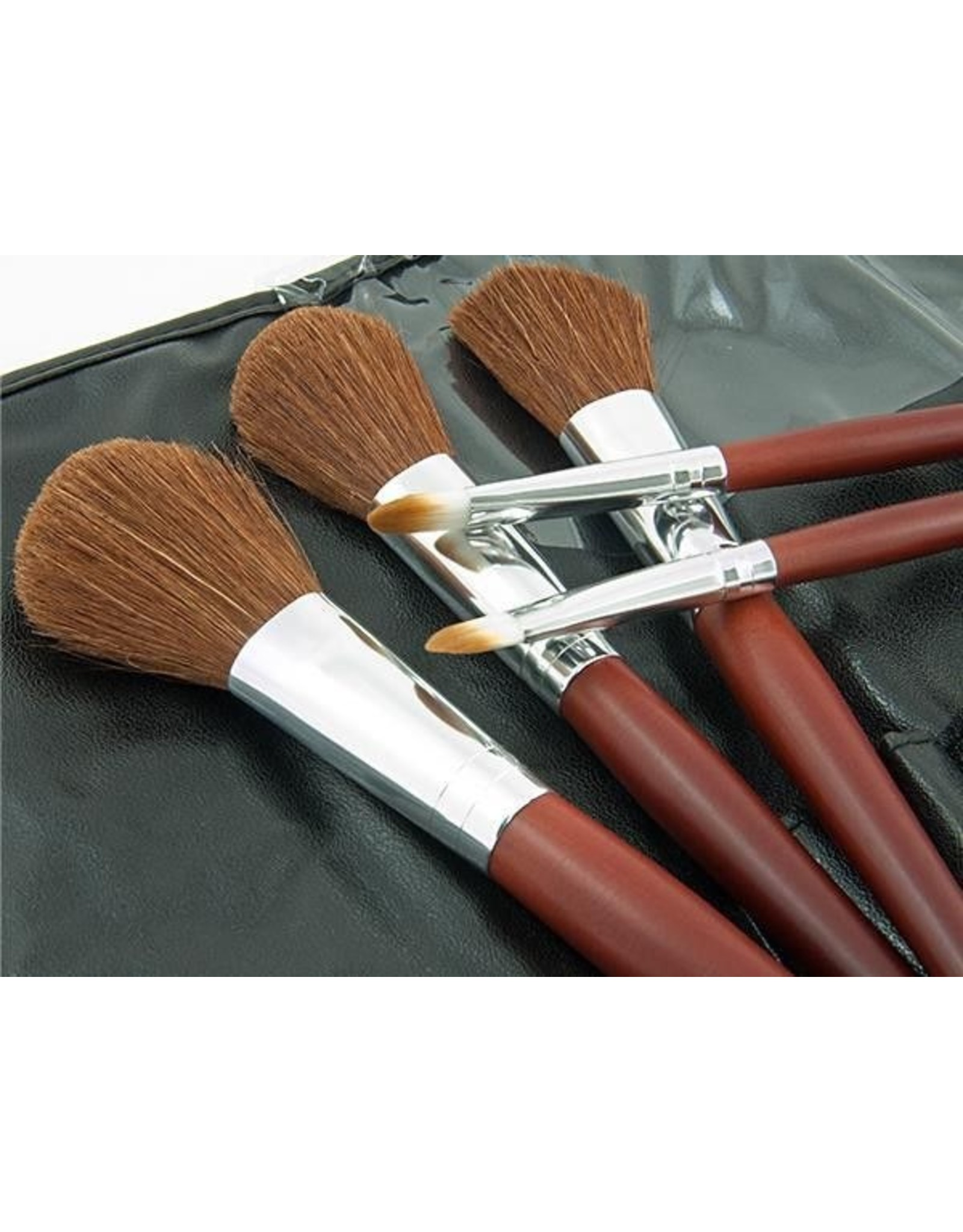 Merkloos Make - up kwasten (16 delige)