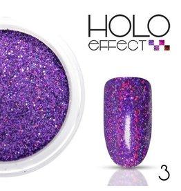 Merkloos Holo effect (nr. 03)