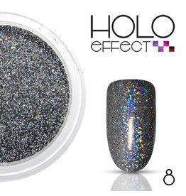 Merkloos Holo effect (nr. 08)