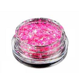 Merkloos Neon glitters (nr. 02)