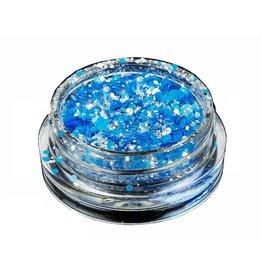 Merkloos Neon glitters (nr. 06)