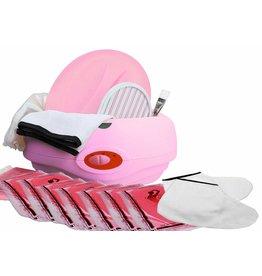 Mega Beauty Shop® Paraffinebad set XXXL + Nagelriemolie GRATIS!