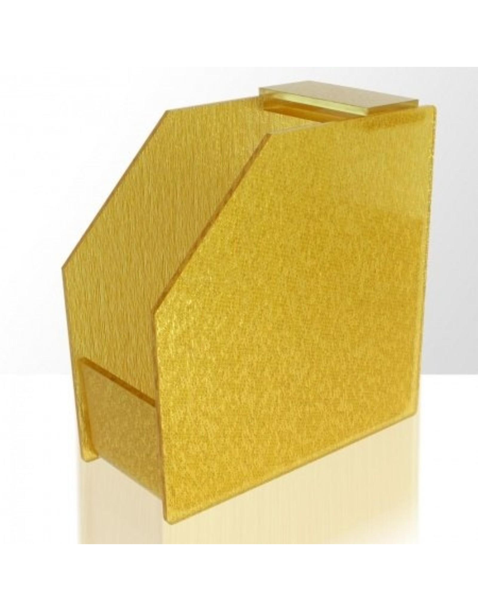 Merkloos Sjabloon houders Gold
